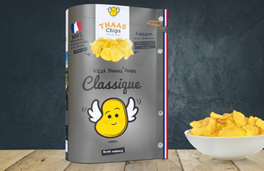 Chips nature 120 g